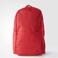 Sports backpack Adidas Versatile Block Red