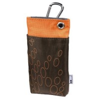 Case for mobile phone Aha Kink Brown