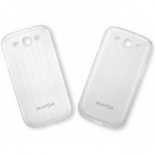 Mask for Mobile Phone Samsung S3 Ultra Thin White