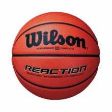 Basketball ball Wilson Reaction