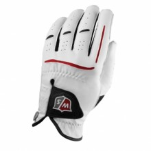 Golf gloves Wilson Grip Plus Black Mlh
