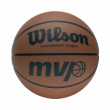 Basketball ball Wilson MVP Brown