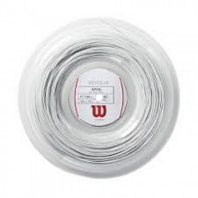 Wire tennis racket Wilson Revolve White 17/1.25mm 200m