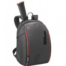 Tennis backpack Wilson Federer DNA Black