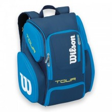 Tennis backpack Wilson Tour V Large Blue