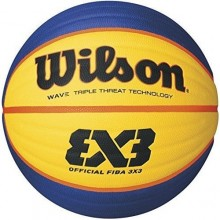 Basketball Wilson Fiba 3x3 Official Game