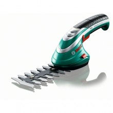 Cordless scissors for grass Bosch Isio 5