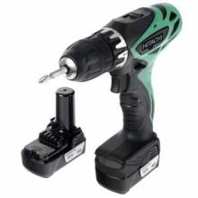 hitachi cordless drill. cordless drill screwdriver hitachi ds10dfl-rb
