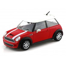 Model of Car Bburago Bijoux Mini Cooper BU 22000