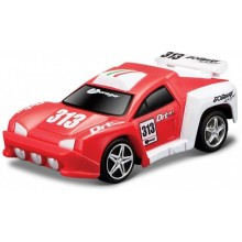 Model of Car 1:55 Bburago Go Gears Car Pull Back Red BU 30270