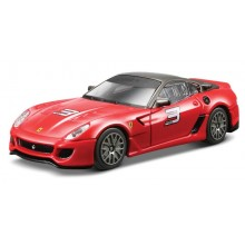 Model of Car 1:43 Bburago Ferrari Race & Play Light and Sound 599xx BU 31170