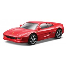 Model of Car Bburago Ferrari Race & Play Red F355 Berlinetta BU 36100