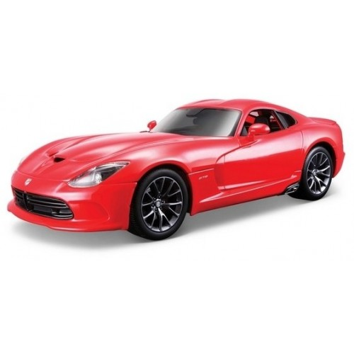 Model Of Car Bburago Street Fire 2013 SRT Viper GTS BU 43100