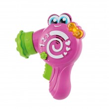 Interactive Toy Clementoni Baby Hairdryer Rattle CL 14517