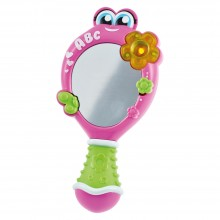 Interactive Toy Clementoni Baby Mirror Rattle CL 14520