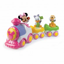 Music Toy Clementoni Baby Minnie Musical Train 14850