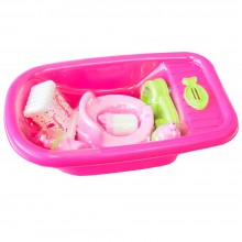 Playset Ecoiffier Bath Set SM 000788