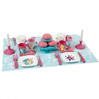 Playset Ecoiffier My Little Pony Party Dinner SM 001655