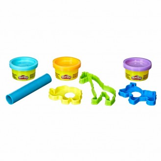 Modeling Compound Hasbro Play-Doh Animal Tools Set B4159