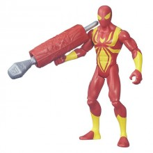 Action figure Hasbro Marvel Ultimate Spider-Man vs. The Sinister 6: Iron Spider 6-In B5758/1