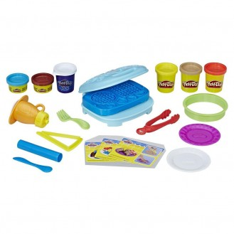 Modeling Compound Hasbro Play-Doh Kitchen Creations Breakfast Bakery B9739