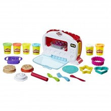 Modeling Compound Hasbro Play-Doh Kitchen Creations Magical Oven B9740