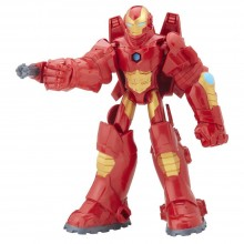 Action Figure Hasbro Marvel Avengers Iron Man with Armor 6 inch B9940