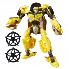 Action Figure Hasbro Transformers: The Last Knight Premier Edition Deluxe Bumblebee C0887