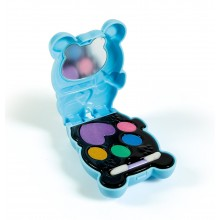 Makeup Set for Girls Clementoni Crazy Chic Bear CL 15175