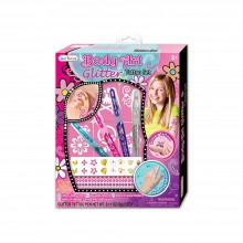 Glitter Tattoo Set Hot Focus Body Art HF051