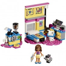 Building Bricks Lego Friends Olivia's Deluxe Bedroom LE 41329