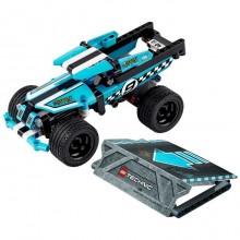 Building Bricks Lego Technic Stunt Truck LE 42059