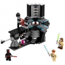 Building Bricks Lego Star Wars Duel on Naboo LE 75169