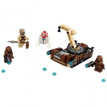 Building Bricks Lego Star Wars Tatooine Battle Pack LE 75198