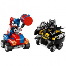 Building Bricks Lego Marvel Super Heroes Mighty Micros: Batman vs. Harley Quinn LE 76092