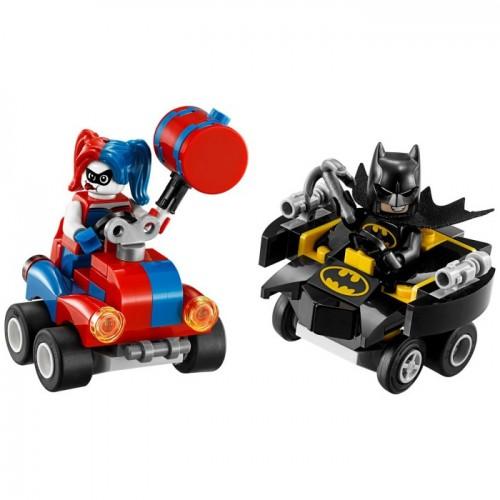 Bricks Lego Marvel Super Heroes Mighty Micros: Batman vs. Harley ...