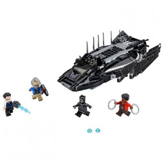 Building Bricks Lego Marvel Super Heroes Royal Talon Fighter Attack LE 76100