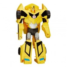 Action Figure Hasbro Transformers: Robots in Disguise 3 Step Change Bumblebee B0067