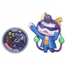 Figure Hasbro Yo-kai Watch Medal Moments Baddinyan B5937
