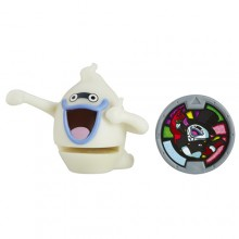 Figure Hasbro Yo-kai Watch Medal Moments Glow in The Dark Whisper B5937