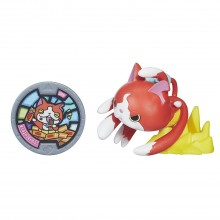 Figure Hasbro Yo-kai Watch Medal Moments 100 Punch Jibanyan B5937