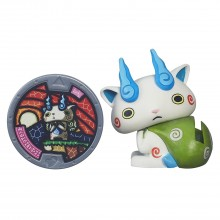 Figure Hasbro Yo-kai Watch Medal Moments Komasan B5937