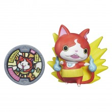 Figure Hasbro Yo-kai Watch Medal Moments Jibanyan B5937