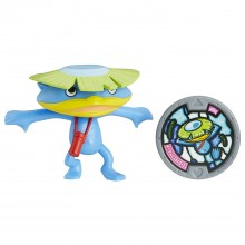 Figure Hasbro Yo-kai Watch Medal Moments Walkappa B5937