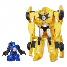 Action Figure Hasbro Transformers RID Combiner Force Activator Combiners Bumblebee and Stuntwing C0653