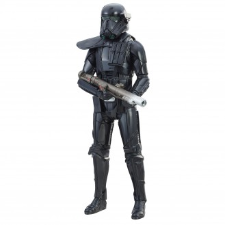 Electronic Figure Hasbro Star Wars: Rogue One Electronic Duel Imperial Death Trooper C1578