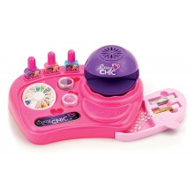 Makeup Set for Girls Clementoni Crazy Chic Nail Salon CL 15770