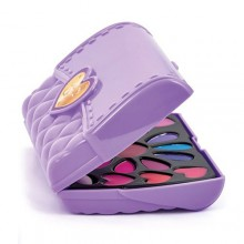 Makeup Set for Girls Clementoni Crazy Chic Bag CL 15959