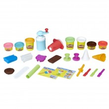 Modeling Compound Hasbro Play-Doh Kitchen Creations Frozen Treats E0042