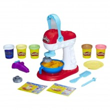 Modeling Compound Hasbro Play-Doh Kitchen Creations Spinning Treats Mixer E0102